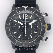Jaeger-LeCoultre Master Compressor Diving Chronograph GMT Navy SEALs Titanio 46mm Negro Sin cifras