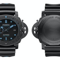 Panerai Luminor Submersible Carbono