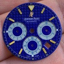 Audemars Piguet Royal Oak Chronograph Steel 39mm Blue No numerals