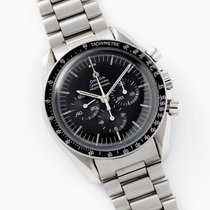 Omega 145.022 Steel 1969 Speedmaster Professional Moonwatch 42mm pre-owned