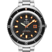 Zodiac Sea Wolf Zodiac Super Sea Wolf 68 Saturation ZO9509 Automatic 45mm New Steel 45mm Automatic