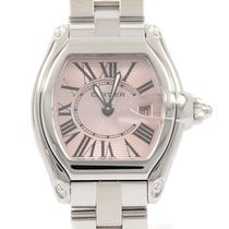 Cartier Roadster W62017V3 Bon 32mm Quartz