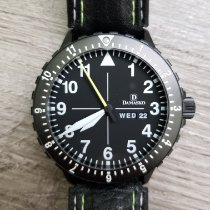 Damasko Steel 40mm Automatic DA46.0177 pre-owned