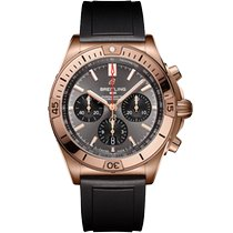 Breitling Chronomat Or rouge 42mm Gris