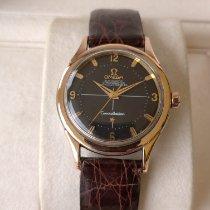 Omega Constellation 2852 Καλό Χρυσός / Ατσάλι 35mm Αυτόματη