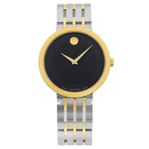 Movado Esperanza Steel 39mm Black United States of America, New York, NYC