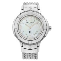 Charriol pre-owned Quartz 38mm Mother of pearl 3 ATM