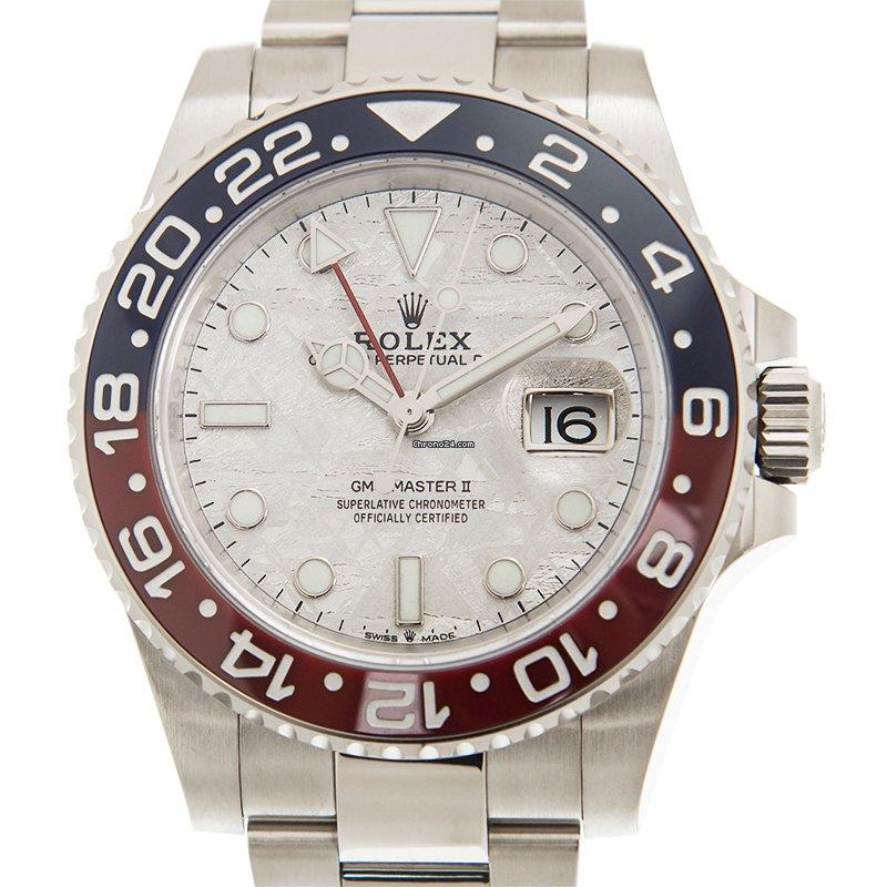 Rolex GMT-Master II 126719 new