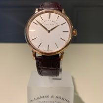 A. Lange & Söhne Saxonia 201.033 New Rose gold 37mm Manual winding