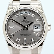 Rolex Day-Date 36 118209 LC100 2011 occasion