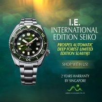 Seiko SLA019J1 Acier Prospex 51mm nouveau