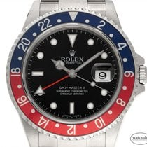 Rolex 16710T Steel 2007 GMT-Master II 40mm new