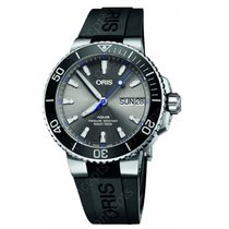 Oris Hammerhead Limited Edition 01 752 7733 4183-SET RS new