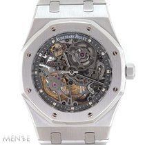 Audemars Piguet Royal Oak Selfwinding Steel 39mm Transparent
