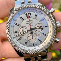 Breitling Bentley Barnato Steel 42mm Silver United States of America, Texas, Plano