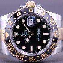Rolex GMT-Master II 116713LN Meget god Guld/Stål 40mm Automatisk Danmark, Greve