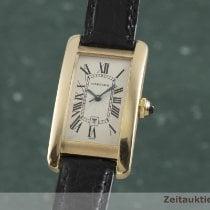 Cartier Tank Américaine 22.5mm Srebro