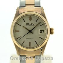Rolex 6466 Steel 1960 Oyster Precision 30mm pre-owned