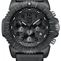 Luminox Colormark Carbon 44mm Black