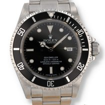 Rolex Sea-Dweller 4000 Steel 40mm Black United States of America, New Hampshire, Nashua
