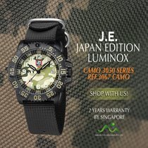 Luminox REF 3067CAMO GREEN Neu Carbon Quarz