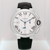Cartier Ballon Bleu 44mm 卡地亚 W6920003 pre-owned