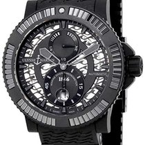 Ulysse Nardin Diver Black Sea Сталь 45,8mm Чёрный