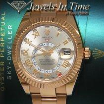 Rolex Sky-Dweller Rose gold 42mm Roman numerals United States of America, Florida, 33431