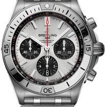 Breitling Chronomat AB0134101G1A1 Neu Stahl 42mm Automatik