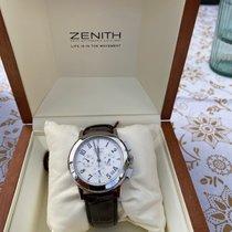 Zenith El Primero Chronomaster 183482 2004 new