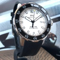 IWC Aquatimer Automatic 2000 Сталь 44mm Белый Без цифр