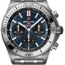 Breitling Chronomat AB0134101C1A1 Νέα Ατσάλι 42mm Αυτόματη