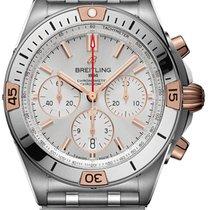 Breitling Chronomat IB0134101G1A1 Nieuw Goud/Staal 42mm Automatisch