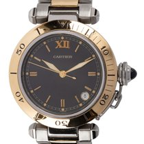 Cartier Pasha 1034 pre-owned