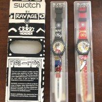 Swatch GZS05 - GB158 & GB159 1994 neu