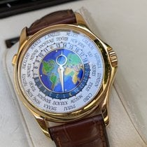 Patek Philippe Yellow gold Automatic pre-owned World Time