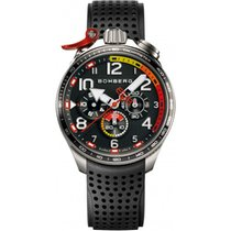 Bomberg Zeljezo 45mm Kvarc BS45CHSP.059-2.10, Bomberg, Racing Chronograph nov