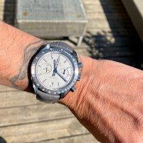 Omega Speedmaster Professional Moonwatch nouveau 2016 Remontage automatique Chronographe Montre avec coffret d'origine et papiers d'origine 311.93.44.51.99.001