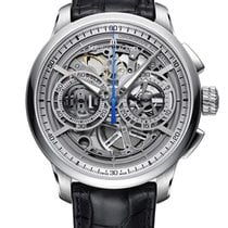 Maurice Lacroix Masterpiece new 2020 Automatic Watch with original box and original papers MP6028-SS001-001-1