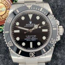 Rolex Submariner (No Date) 114060 2012 gebraucht