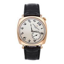 Vacheron Constantin Historiques Rose gold 40mm Silver Arabic numerals United States of America, Pennsylvania, Bala Cynwyd