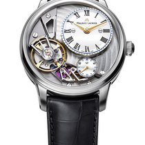 Maurice Lacroix Masterpiece Gravity new 2020 Automatic Watch with original box and original papers MP6118-SS001-112-1