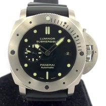 Panerai PAM 00305 Tytan 2016 Luminor Submersible 1950 3 Days Automatic 47mm używany
