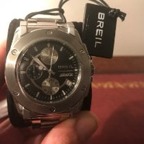 Breil Steel 48mm Quartz Tw0731 new