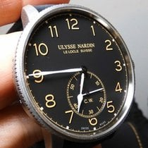 Ulysse Nardin Marine Torpilleur Steel 44mm Black United States of America, North Carolina, Winston Salem