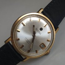 Roamer Steel Automatic White No numerals 34,44mm pre-owned Stingray