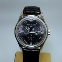 Patek Philippe Annual Calendar White gold 37mm Grey Roman numerals United States of America, Colorado, Greeley