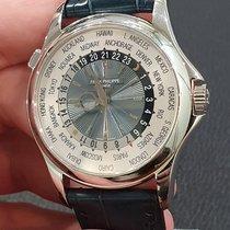 Patek Philippe World Time Platinum Blue