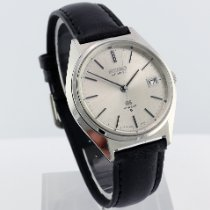 Seiko Grand Seiko Steel 35mm Silver No numerals