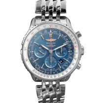 Breitling Navitimer 01 (46 MM) Steel 46mm Blue No numerals United States of America, New York, Greenvale